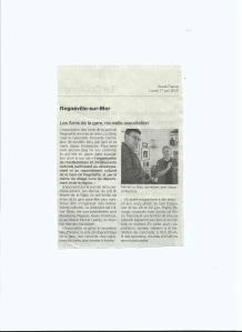 Ouest France 01 06 2015